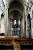 Inside Gross St Martin Church