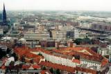 Hamburg and river