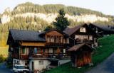 Swiss home and Felsmassiv