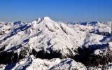 West side of Glacier Peak