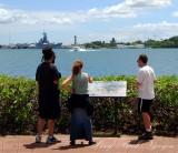 USS Missouri and AZ Memorial