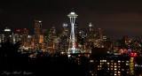 Seattle and Space Needle