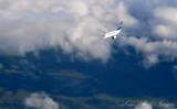 WestJet at 40000 feet