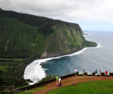 Waipio Lookout and valley