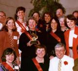 A 1992-Grammy photo for our SF Symphony Chorus' Carmina Burana