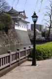 Lantern and Tatsumi-yagura
