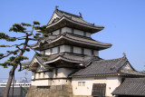 Tsukimi-yagura of Takamatsu Castle