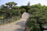 Path to the Engetsu-kyō bridge