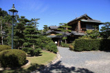 Zagyosō residence of Duke Kinmochi Saionji