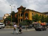 Repainted villa on Rr. Punëtorët e Rilindjes