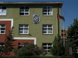 Government building on Rr. Durrësi