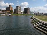 Oto-gawa and riverside hotels