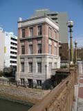 Former Meiji-era bank off the Naya-bashi