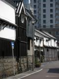 Shikemichi facades