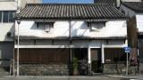 Restored kura residence, Shikemichi