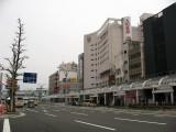 Chuō-ōdōri in central Fukui