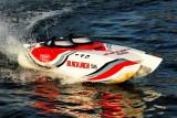 Radio Control speedboat