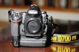 Nikon D700 FX.