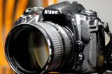 My new Nikon D300