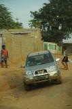 Rugged cars for rugged roads