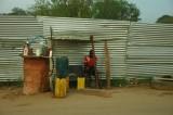 Freelance petrol station