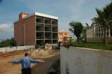 New hotel under construction