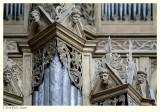 Organ of the 'Koorkerk' ('Choir Church') - detail