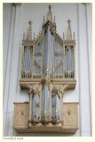 Organ of the 'Koorkerk' ('Choir Church')