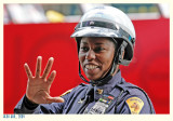 A Friendly Officer of the NYPD