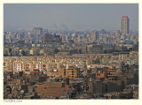 View over Cairo from the Citadel