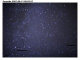 2007 August 12 - 00.03 UT