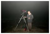 Harrie in the Fog