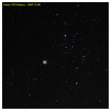 2007 November 6 - Comet Holmes in Perseus - 85mm