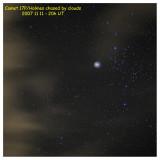 2007 November 11 - Comet Holmes in Perseus - 85 mm