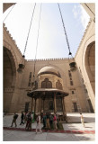 Inside the Sultan Hassan Mosque VI