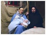 2007 - Maria, Jozef en het kerstkindje