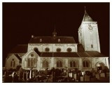 Church of St. John the Baptist at night III