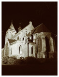 Church of St. John the Baptist at night VI
