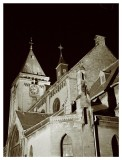 Church of St. John the Baptist at night VII