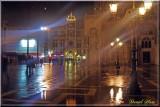 Venise, soleil et pluie