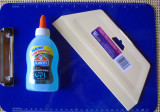 DIY Toner release agent and applicator