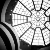 Void (Guggenheim Museum Rotunda), NYC