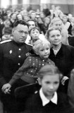 Circus, Moscow, USSR, 1954