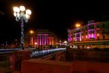 Nuit de Noël sur Belfort