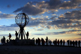 North Cape, midnight sun