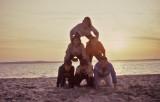Kevin, Bill, me Marcella, Caroline, Marianne