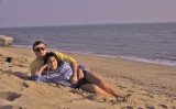 Dunes, Marcella and me
