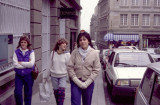 Marcella, Jerry and Beth in Angers