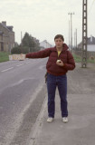 Hitchhiking to Bordeaux