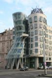 The Dancing House - Prague